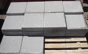 16x16 Red Patio Pavers by Concrete Block And Brick Products