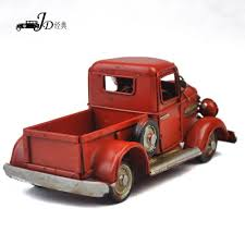 Amazon.com: My Box Vintage / Retro Handicraft- Metal Old Cars Models ... A Vintage Red Pickup Truck Stock Photo Picture And Royalty Free 2018 Silverado 1500 Chevrolet Offroad Picup Car Image Of In Realistic Sheriffs Office On Lookout For Red Truck Stolen Out Of Bluffton Redline Is Chevys Latest Special Pickup Vector Mplate Vector Imgvector 2421936 Farmer 58453980 Barns 1963 Ford F250 Frame Off Custom 4x4 Chevy Cheyenne Best Everything Tonka Little Fire 1952 110 1972 C10 V100 S 4wd Brushed Rtr
