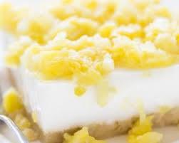 dessert ananas noix de coco recette de gâteau exotique léger à la noix de coco ananas et vanille