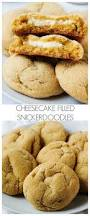 Pumpkin Pie Cheesecake Snickerdoodles by Cheesecake Filled Snickerdoodles Crunchy Creamy Sweet
