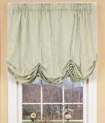 Country Curtains Sturbridge Hours by Country Curtains Ticking Stripes Balloon Curtain Girls U0027 Room