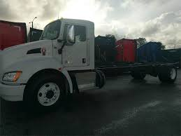 100 Medium Duty Trucks For Sale 2019 Kenworth T270 Single Axle Cab Chassis Truck Paccar