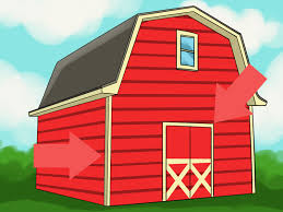 How To Paint A Barn: 9 Steps (with Pictures) - WikiHow Barn Wikipedia Heart Native Son The Shrine Barns Of Richland County Area History Why Are Traditionally Painted Red Youtube 25 Unique Patings Ideas On Pinterest Pottery Barn Paint Best Garage Door Cedar A Survey Upstater 230 Best Watercolor Old Buildings Images And Style Sheds Leonard Truck Accsories House That Looks Like Red At Home In The High