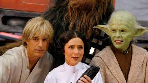 Halloween 4 Cast by Matt Lauer In Drag Hoda As Yoda Relive 20 Years Of Halloween On