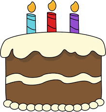 Birthday cake slice clipart clipart kid