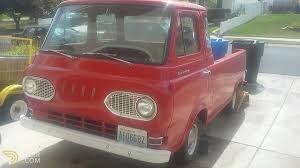 100 Econoline Truck Classic 1963 Ford Pickup For Sale 4849 Dyler