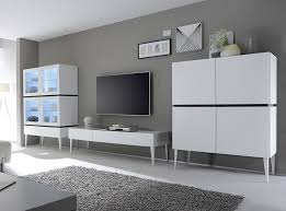 Modern Italian Living Room Furniture Line Rex By LC Mobili