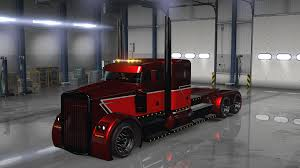 100 Phantom Truck The Remix ATS Mod American Simulator Mod