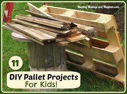Easy Recycled Pallet Market Stall Cubby Or Shop For Outdoor Play