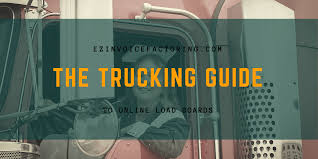 100 Best Trucking Free Load Boards The Ultimate Guide For Truck Drivers