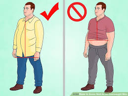 Image Titled Dress Well As An Overweight Man Step 9