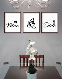 Best 25 Dining Room Wall Art Ideas On Pinterest Decor For