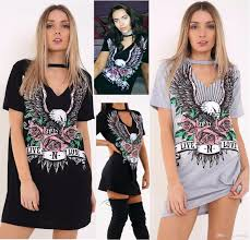 New 2017 Fashion Print T Shirts Women Casual Shirt O Neck Short Sleeve Tops Cotton Girl Funny Tshirt Plus Size Woman Clothes Cheap For Sale
