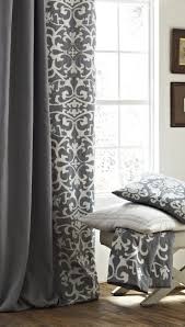 Moroccan Tile Curtain Panels best 25 gray curtains ideas on pinterest grey patterned