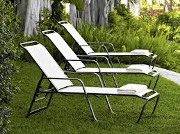 Stackable Outdoor Sling Chairs by Telescope Casual Vanese Sling Aluminum Stackable Chaise Lounge 3520