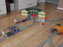 Thomas The Train Tidmouth Sheds Playset by Thomas The Tank Engine Tomy Trackmaster Train Sets Tidmouth Sheds