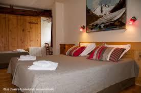 les chambres du soleil chambres d hôtes hébergement mont blanc les chambres du soleil les
