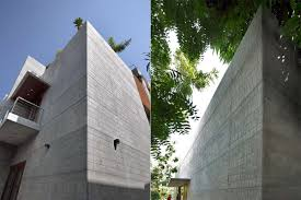 100 Dipen Gada A Colour Rich Indian Home With Concrete Architecture And Interiors