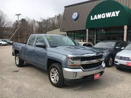 Used Chevy Silverado 1500 Best Of Manchester Center Used Chevrolet ...