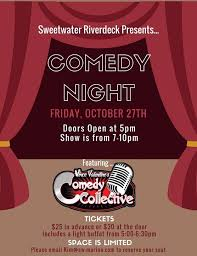 sweetwater river deck events comedy at sw riverdeck sweetwater