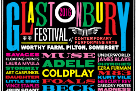 Glastonbury 2016 Adele Muse And Coldplay Top The Bill For This Years Festival