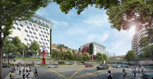 100 Woha Design Constructions Begin On A WOHA Ed Campus In Singapore