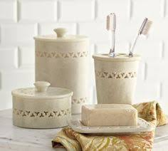 Pottery Barn Sea Glass Bathroom Accessories by Sea Glass Bathroom Accessories Like Everything But The Towels