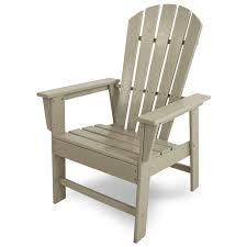 Adirondack Chair Kit Polywood by Polywood South Beach Recycled Plastic Adirondack Chair Hayneedle