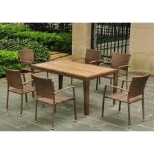 Wayfair Patio Dining Sets by Resin