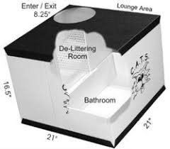 best cat litter boxes cleverly disguised litter boxes purr fect for apartment dwelling