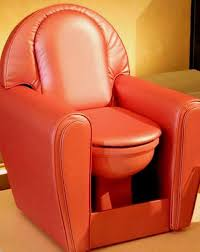 Weird And Wonderful Photos Of Crazy Toilets From Around The World ... Country Home Bath And Cosy Armchair In Bathroom Stock Photo Toilet Russcarnahancom Bewitch Pictures Chair Height Bowl Delight Brown If You Want To Go For The Royal Flush Then Maybe This Is Armchairs Vintage Made Wooden Metal 114963907 Porta Potti Qube 365 Chemical Portable Nrs Healthcare Allmodern Custom Upholstery Warner Big Reviews Wayfair Mab Poltroncina Blog Padded Vieffetrade Shower Depot Seat Lowes Vanity With Rare Modern Morris With Adjustable Back By Edward Wormley Definite Foam Moldcast Model Mobiliario Proceso De Diseo