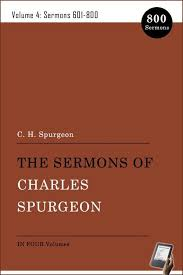 The Sermons Of Charles Spurgeon Vol 4 601 810