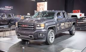 2014 GMC Sierra 1500 Photos And Info – News – Car And Driver 2014 Gmc Sierra Front View Comparison Road Reality Review 1500 4wd Crew Cab Slt Ebay Motors Blog Denali Top Speed Used 1435 At Landers Ford Pressroom United States 2500hd V6 Delivers 24 Mpg Highway Heatcooled Leather Touchscreen Chevrolet Silverado And 62l V8 Rated For 420 Hp Longterm Arrival Motor Lifted All Terrain 4x4 Truck Sale First Test Trend Pictures Information Specs