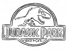 Printable Coloring Pages Jurassic World And Park