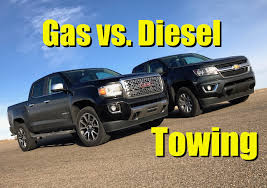 2017 Chevy Colorado V6 8-Speed Vs. GMC Canyon Diesel: Ike Gauntlet ...
