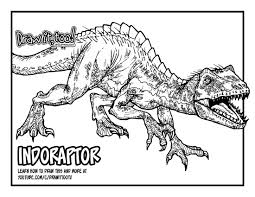 Dragon Trex Shark Coloring Page Free T Rex Cliparts Download Free