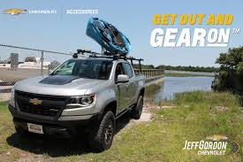 100 Accessories For Trucks Testing Out A Colorado ZR2 With GearOn Jeff Gordon