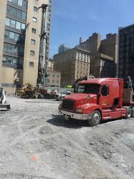 100 Bbt Trucking FileExcavation At The NE Corner Of Scott And Wellington 2014 05 30