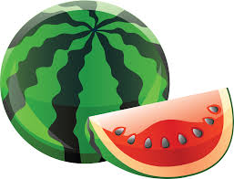 Watermelon clip art clipartix