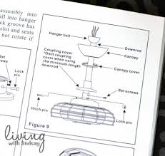 Hampton Bay Ceiling Fan Instructions by How To Replace A Ceiling Fan Part Ii Makely