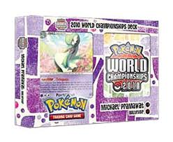 Pokemon World Championship Decks 2015 by Pokemon 2010 World Championship Deck Box Da Card World