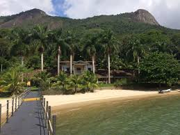 101 Paraty House Beautiful For Sale With Private Beach In Saco Do Mamangua