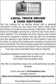 Local Truck Driver & Yard Switcher, Haas Door Local Truck Driving Jobs Driverjob Cdl Driver 2go Truck Drivers Find A Job Townsville Bulletin California Driver Dies After 2semi Crash On I40 Near Henryetta Ups Now Lets You Track Packages For Real An Actual Map The Verge Make Better Move With Budget Rental Class Cdl Hazmat And Tanker Dorsements Reqd Staffing Agency Transforce Wellknown Company Performance Review Examples Gu21 Documentaries Truck To Rticipate In Arlington Wreath Delivery Thp Vesgating Failure Discover Body At South Knox Scene Transportation Distribution Logistics