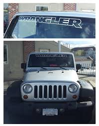 Details About WRANGLER CONTOUR Windshield Vinyl Sticker Decal Window ... Morning Noon Night Jdm Hellaflush Funny Life Car Door Window Sticker Windshield Decal Big Girls Love Trucks Sunvisor Banner Buy Simply Clean Strip Stance Lowered Turbo Drift And Truck Lettering Create Your Own Today Signscom Vinyl Sun Visor Window Shade Vinyl Banner Decal Product Hemi 30 Dodge Front Big Boy Toy Fun Japan Performance Decals For Trucks Best Resource Dodge Charger 12017 Rt Sxt Reflective Move Right Graphic
