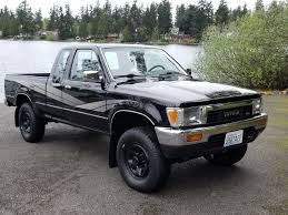 1990 Toyota Tacoma Extended Cab 4x4 V6 Automatic Very Low Miles ... 1990 Toyota Dlx Extracab Pickup Truck Item H5554 Sold N Past Truck Of The Year Winners Motor Trend This 1980 Dually Flatbed Cversion Is A Oneofakind Daily Pickup For Sale Stkr9530 Augator Sacramento Ca For Hilux Turbo Diesel 4x4 Crew Cab Sr5 Hilux The Best Stuff In World Pinterest Chevrolet Blazer K5 Is Vintage You Need To Buy Right With Om617 Mercedes Turbo Diesel Swap These Are 15 Greatest Toyotas Ever Built Curbside Classic 1986 Get Tough 2 Dr Deluxe 4wd Standard Cab Sb Trucks Twelve Every Guy Needs Own Their Lifetime