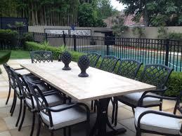 Outdoor Dining Stone Verona Cast Florentine Pavement 1