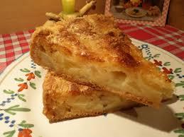 recette de cuisine ancienne recette facile gâteau pomme poire tantine à l ancienne
