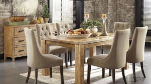 Amazing Fabric Dining Room Chairs Sale Table Set And For Ideas