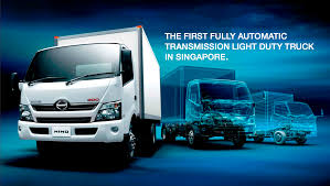 100 Truck Time Auto Sales Hino S Singapore Distributed By Borneo Motors