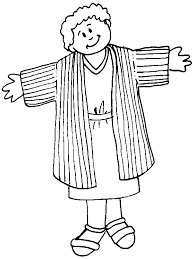 For Kids Download Joseph Coat Of Many Colors Coloring Page 94 In Free Book With